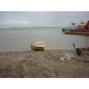 Должник шел по тайге и переплывал на лодке Обь, чтобы встретиться с томскими судебными приставами
