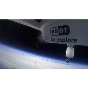 Eset запустила космический корабль