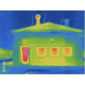 Проект «Цвета потери тепла» при поддержке Paroc стал значимым