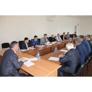 По инициативе ОНФ прошли общественные слушания по вопросу создания «зеленого щита» вокруг Грозного