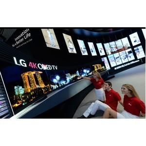 LG представит на IFA 2014 одну из самых больших коллекций инновационных решений