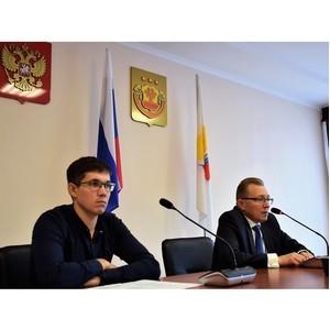 В Чебоксарах обсудили развитие межнациональных отношений в республике