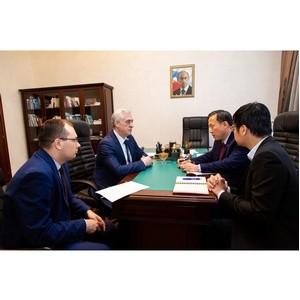 Екатеринбург и Ханой - перспектива образовательного сотрудничества