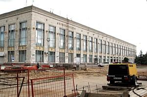 Инженерные системы Олимпийского Комплекса «Лужники» под защитой покрытия Спрамет