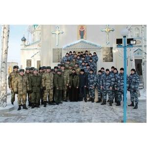 В дивизии Сибирского округа Росгвардии прошел учебно-методический сбор