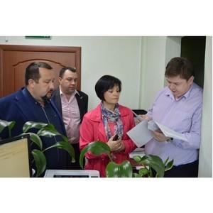 Ивановские активисты ОНФ контролируют прием заявок на благоустройство придомовых территорий