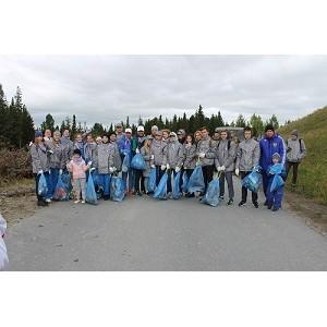 Активисты ОНФ в Югре инициировали «Генеральную уборку страны»