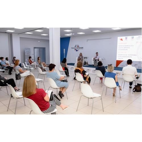 Более 350 предпринимателей Ростовской области узнали о мерах поддержки