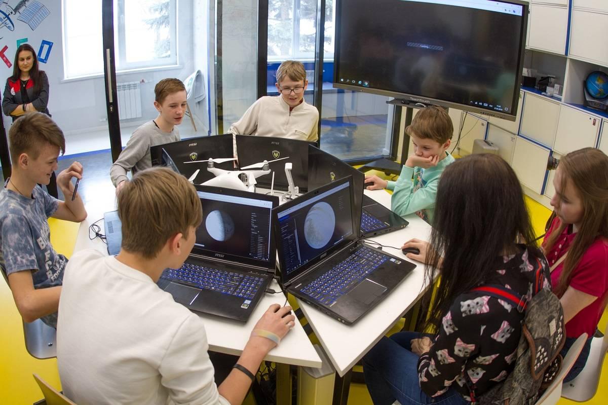 Стойленский ГОК организовал экскурсию в технопарк для школьников округа