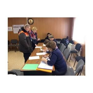 На нефтепромыслах «Аганнефтегазгеологии» прошло досрочное голосование