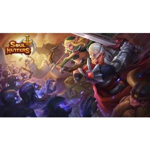 Мобильная ролевая игра Soul Hunters вышла в топ рейтинга российского App Store