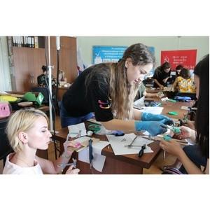 ОНФ в КБР организовал мастер-класс по ювелирному делу.