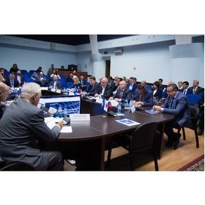 АО «НПО ВЭИ Электроизоляция» на совместном заседании Комитета по энергетическому машиностроению