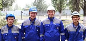 На Стойленском ГОКе выбрали лучшего дорожно-путевого рабочего