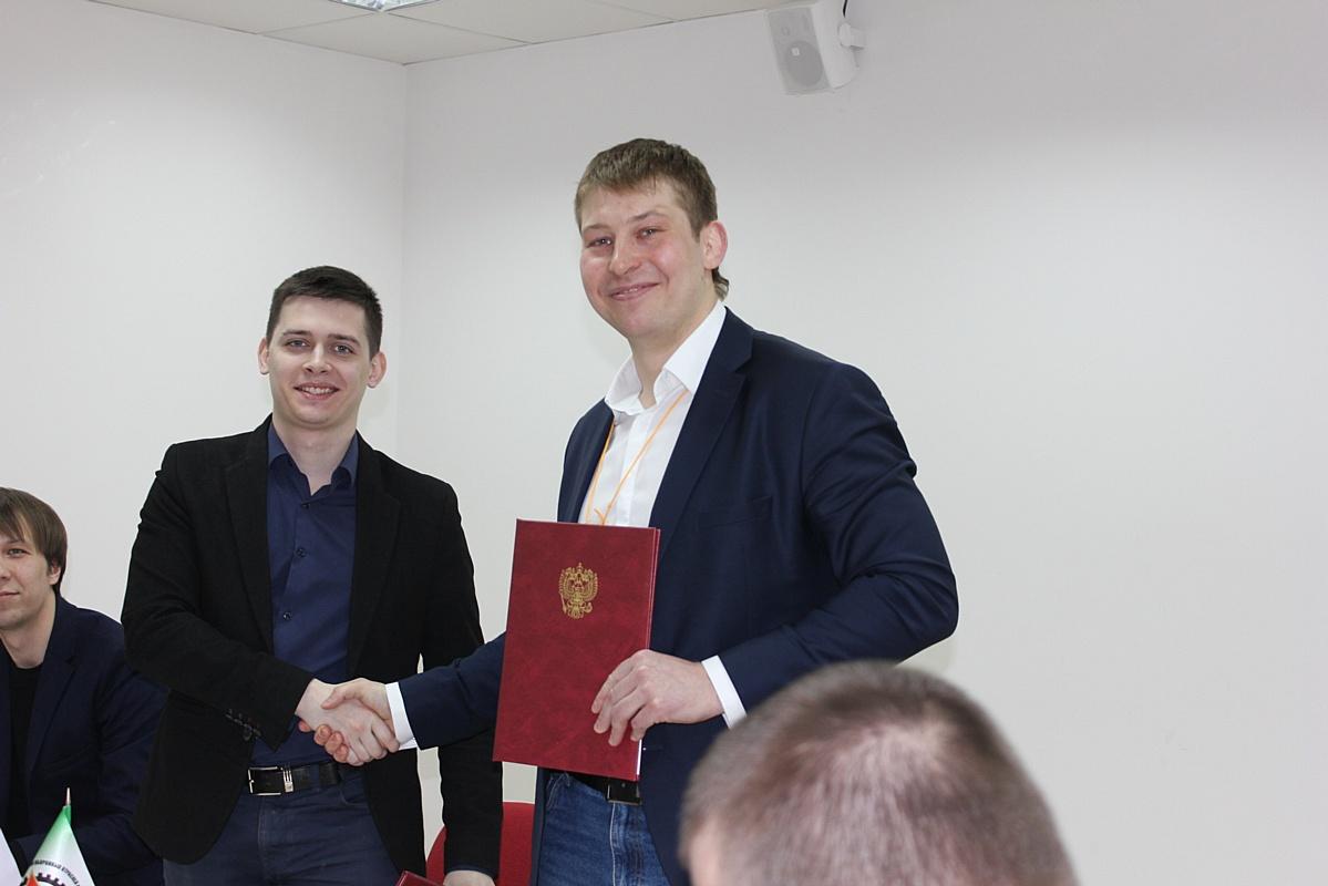 Игорь Краснов на форуме секции «Молодежная политика» в Екатеринбурге