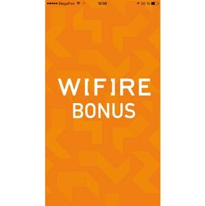 «Wifire Бонус»: скидка на связь за «чекины»