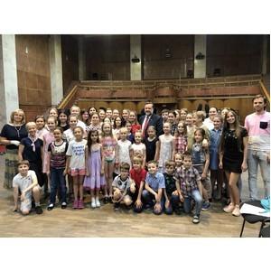 Павел Дорохин: «Большой детский хор ВГТРК – это гордость нашей страны»