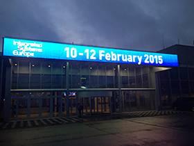 Digital Signage на ISE 2015. Будущее сегодня