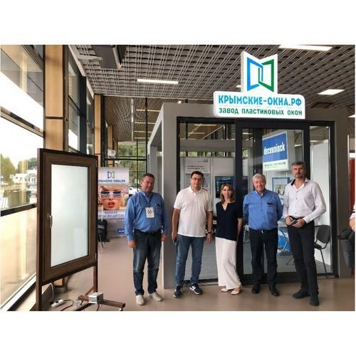 Партнер Deceuninck подвел итоги выставки «Крым Билд 2021»