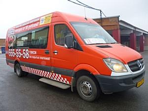 «Red Taxi» прокатилось на общественном транспорте Москвы и Подмосковья