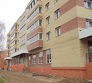 Продолжается строительство четырех новых жилых комплексов
