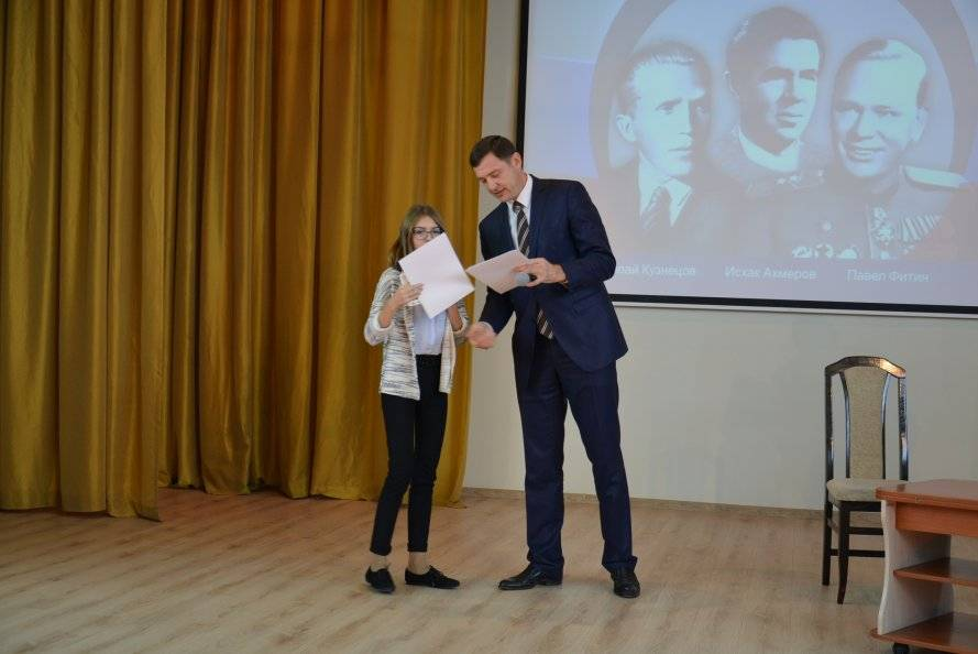 Челябинские активисты ОНФ провели патриотические мероприятия
