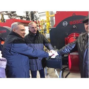 В 2016 году в Московской области улучшено качество теплоснабжения свыше 300 тысяч человек