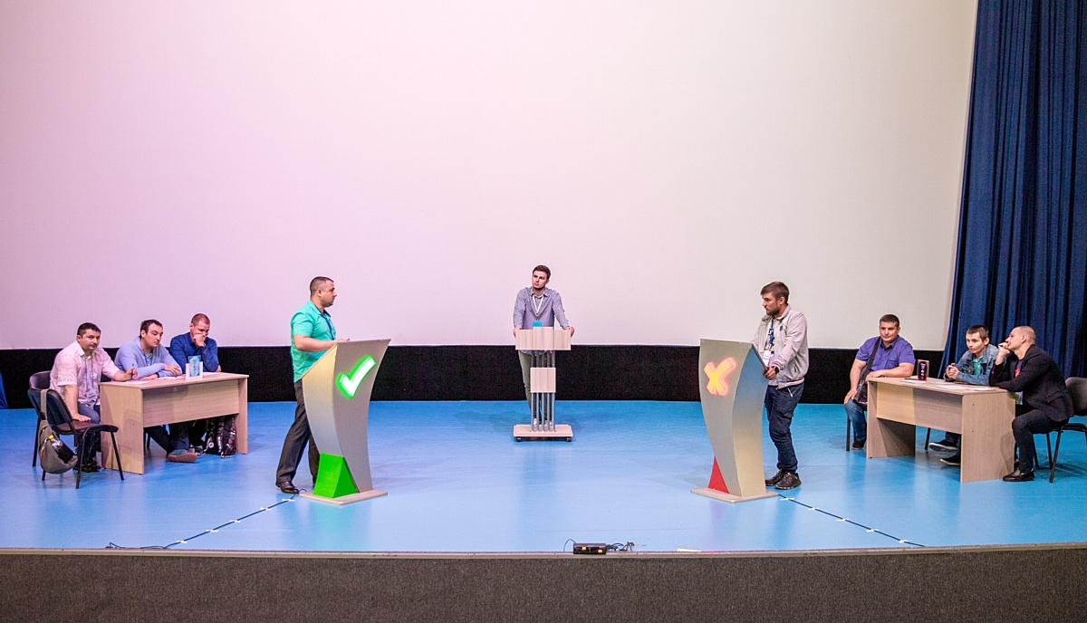 На СГОКе прошел третий этап конкурса «Молодой лидер»