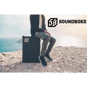 В России представлена самая громкая Bluetooth-колонка Soundboks 2