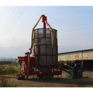 Правильный выбор мобильной зерносушилки для работы в российских условиях