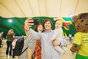 22 апреля в Москве состоялся первый спортивный карнавал Sports Colours