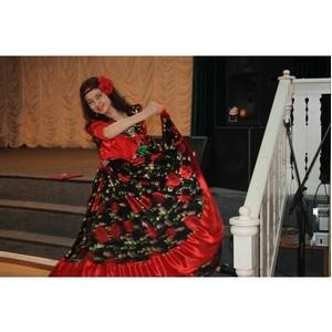 В ТВК-2 Томской области выступил театр «Беркана»