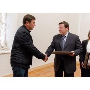 Александр Хлопонин лично поблагодарил жителя Абхазии, поймавшего краснокнижного леопарда