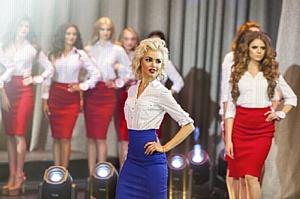 Провозгласили «девушку-праздник» Юлию Бали Мисс Великой Россией 2017