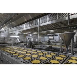 Компания использует установку Tomra 5B для сортировки овощей и фруктов
