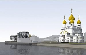 Застройка набережной в Архангельске – гарантия для привлечения инвестиций из федерального бюджета