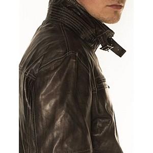 Стиль милитари Giorini: куртки пилот и бомбер