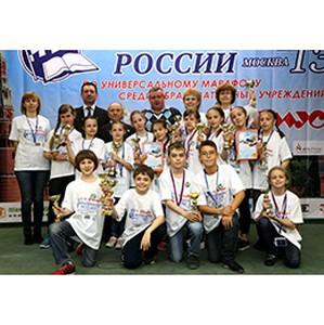 «365 дней ТВ» объявляет итоги Чемпионата среди образовательных учреждений