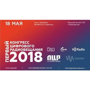 Конгресс цифрового радиовещания 2018