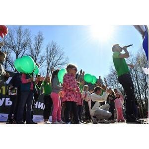 Granat устроил праздник для жителей Санкт-Петербурга