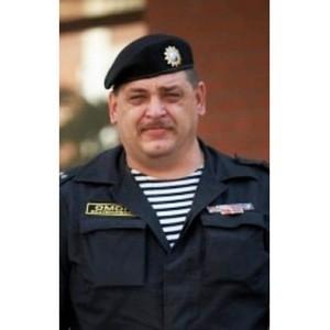 В сотрудники екатеринбургского ОМОН простились с ветераном отряда