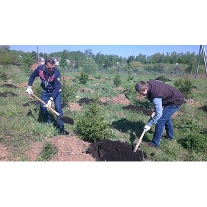 Тимур Андреев: «Мы приняли участие в добром деле и почтили память наших предков»