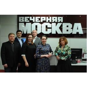 Компания «Диана» участник круглого стола «Качество продуктов и услуг»