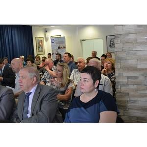 Члены СоюзМаш России приняли участие в обучающих семинарах