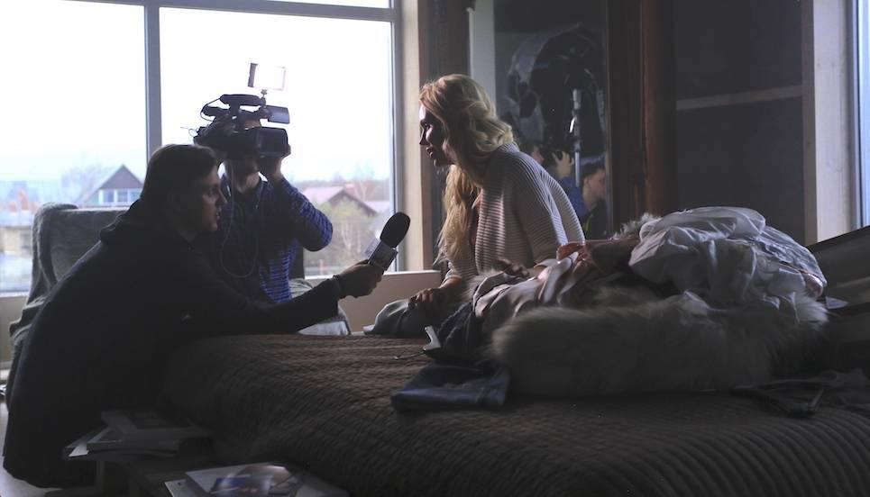 Алиса Лобанова рассказала о первом актерском дебюте