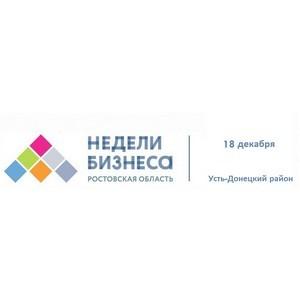 Семинар для предпринимателей Усть-Донецкого района Ростовской области