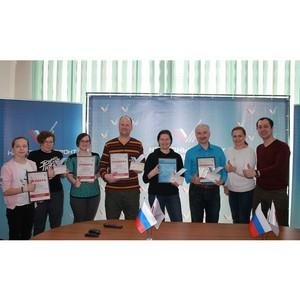 Активисты ОНФ в Коми подвели итоги квеста «18 мгновений весны» в Сыктывкаре
