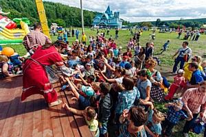 Приглашаем на бобровые выходные! Фестиваль столярного дела «Дом Бобра» 12-13 августа в Парке Сказов