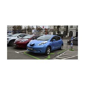 В Кемерове появилась первая заправка для электромобилей