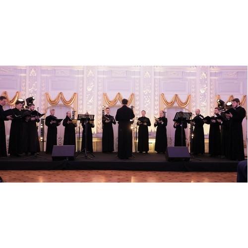 Концертный хор «Держава» поздравил Нижний Новгород с юбилеем